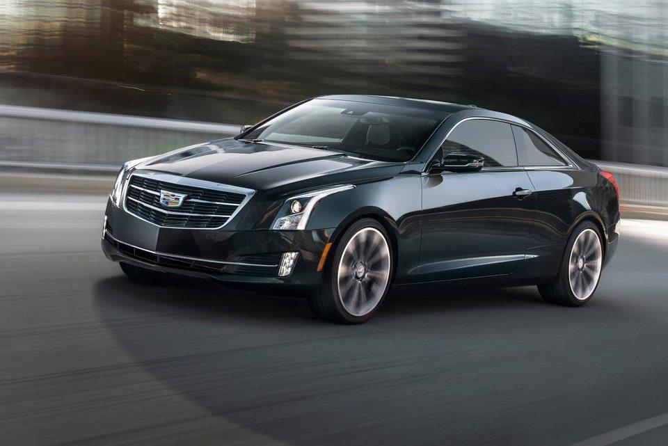 Cadillac ATS Sedán 2.0T AWD 2016