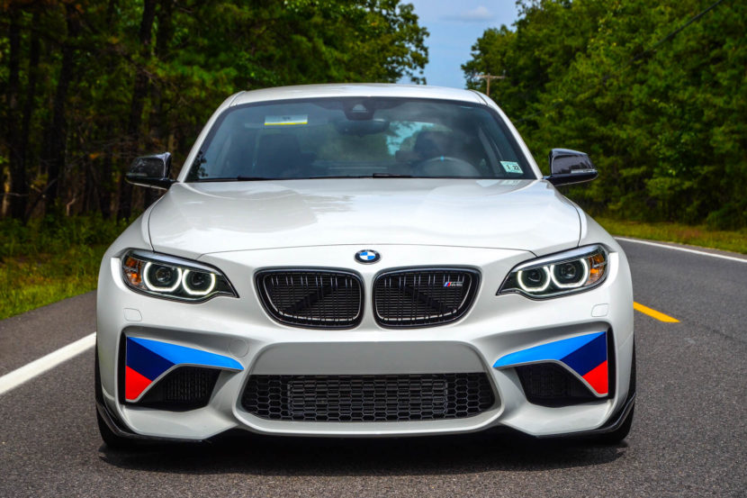BMW M2 Performance 2017