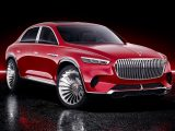 Mercedes Benz Maybach GLS SUV