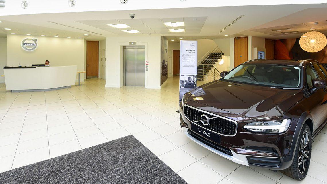 Volvo está compartiendo 50 años de análisis de accidentes y seguridad con otros fabricantes de automóviles