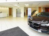 Oficinas de Volvo