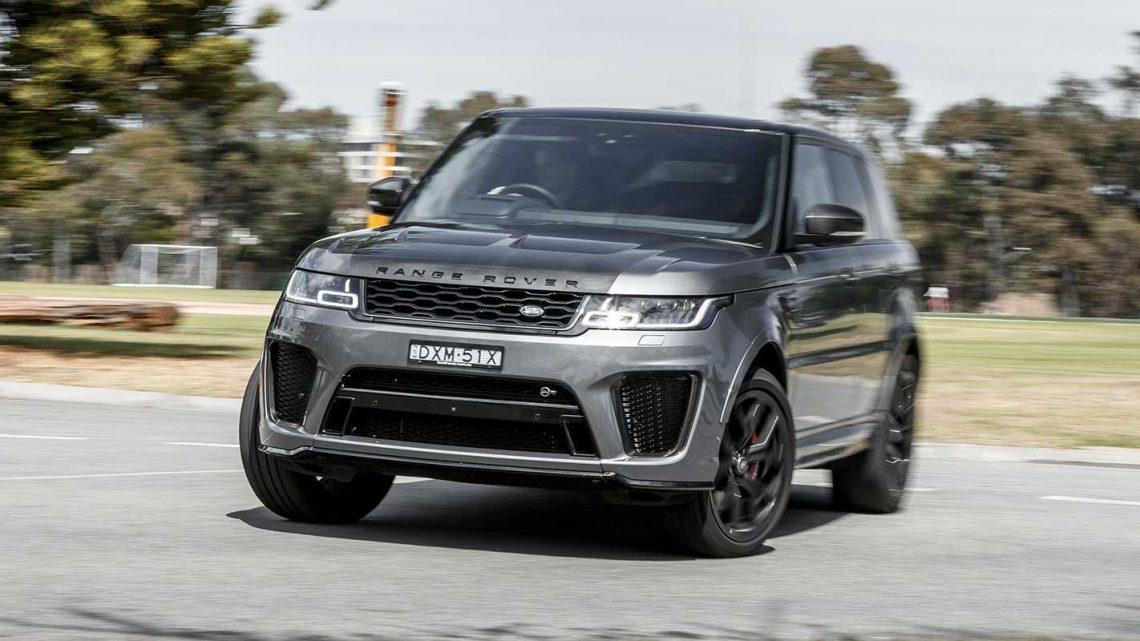 La Range Rover Sport 2019 se vuelve híbrida con un nuevo motor Inline-Six