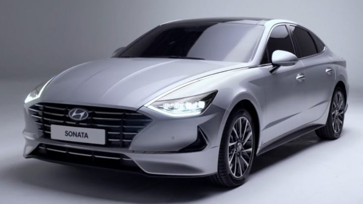 Aquí están las nuevas características geniales del Hyundai Sonata 2020