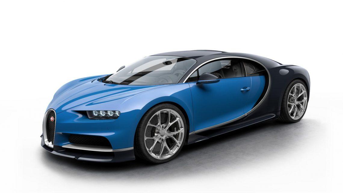 ¿Quieres un Bugatti Chiron? Mejor date prisa antes de que se acaben