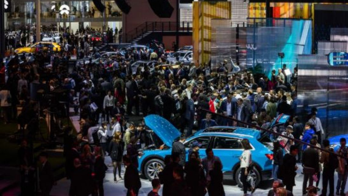 El Salón del Automóvil de Shanghai nos muestra los autos que pronto veremos
