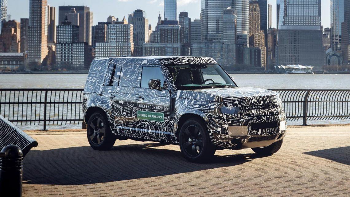 Defender 2020 y el Día Mundial del Land Rover