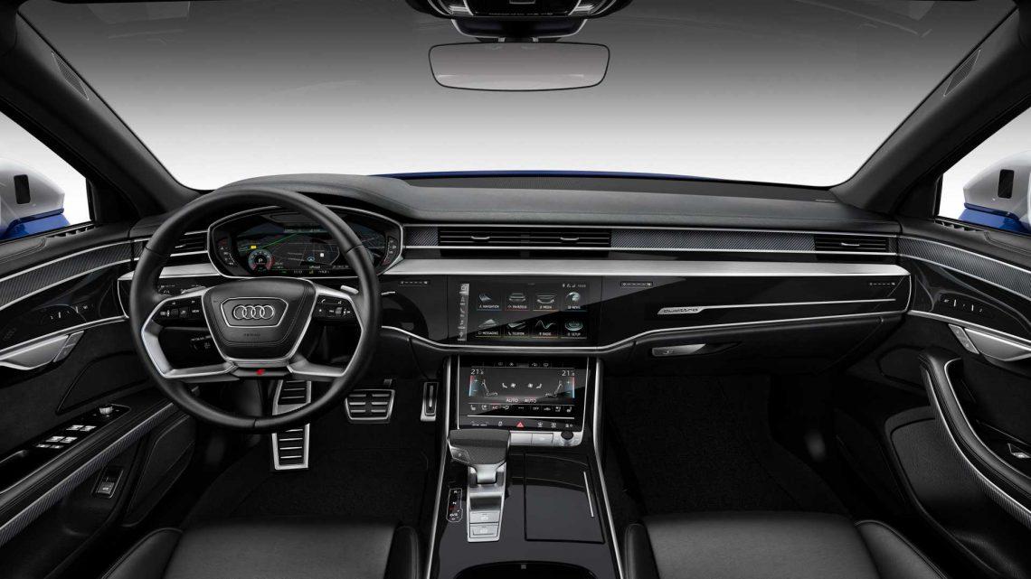 El Audi S8 2020 es su nuevo sedán ejecutivo de 563 HP