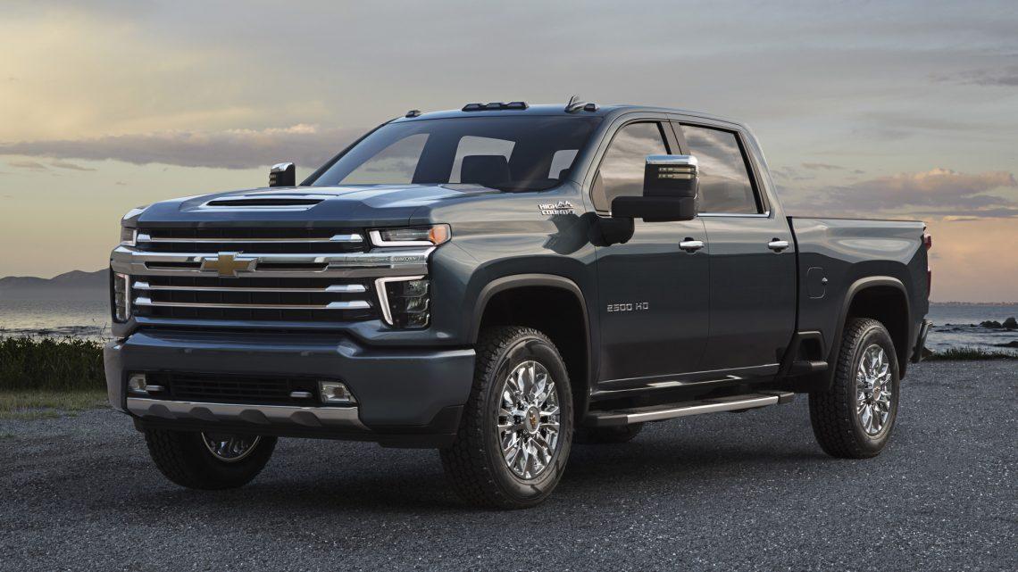 Se han revelado los precios de las camionetas Chevrolet Silverado 2500HD y 3500HD 2020