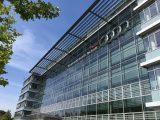 Comporativo y Museo de Audi en Alemania