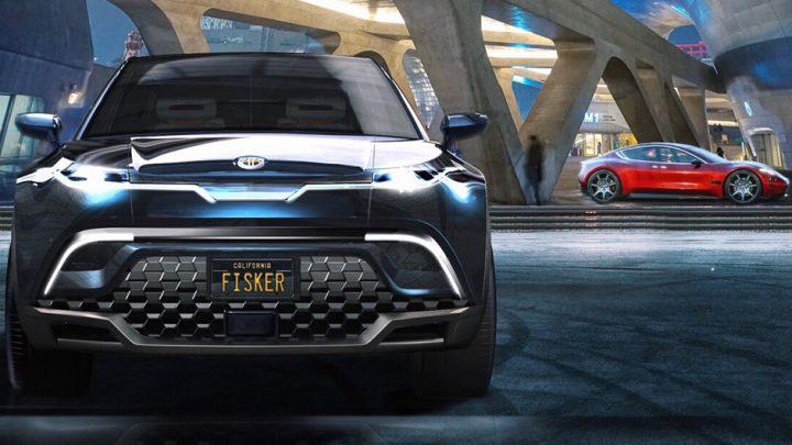 Fisker anuncia un SUV eléctrico de menos de $40,000 que llegará a fines de 2021