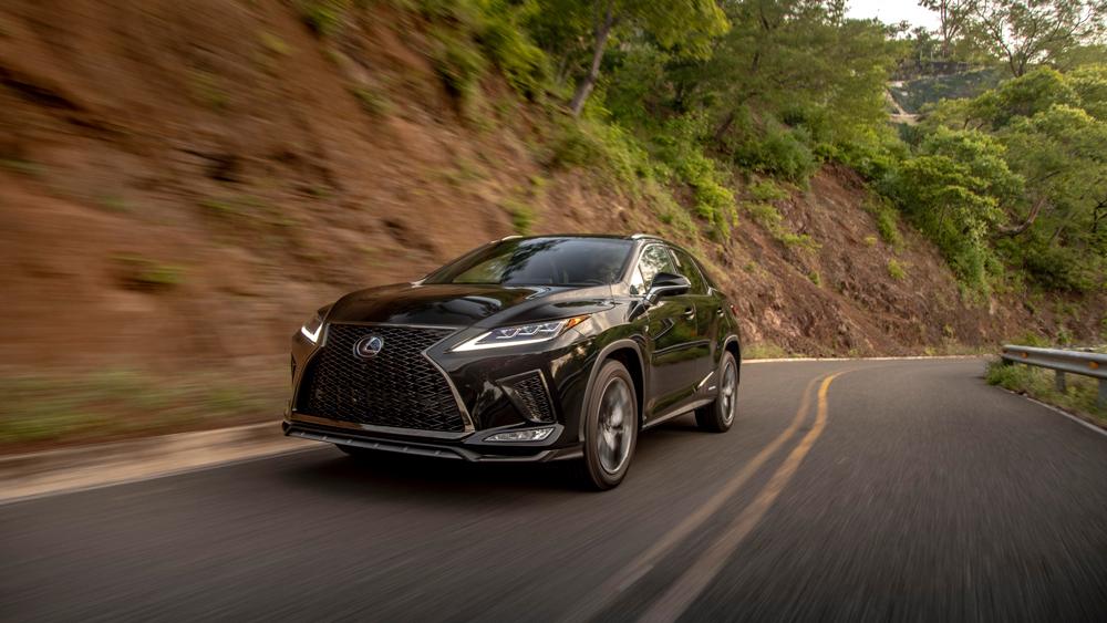El Lexus RX 2020 pretende solucionar sus problemas en su sistema de infoentretenimiento