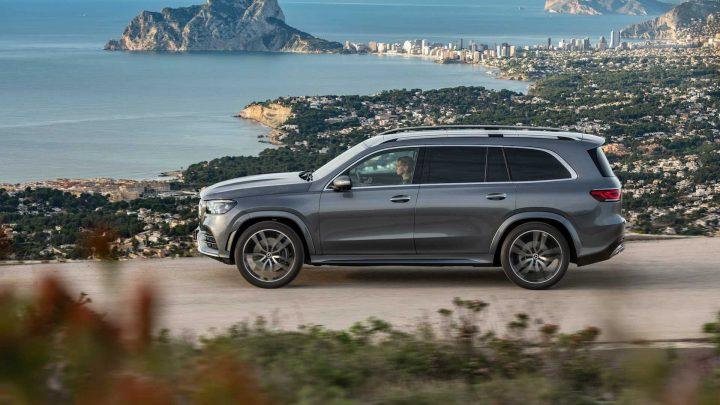 El Mercedes-Benz GLS-Class 2020 ve un aumento sustancial de precios