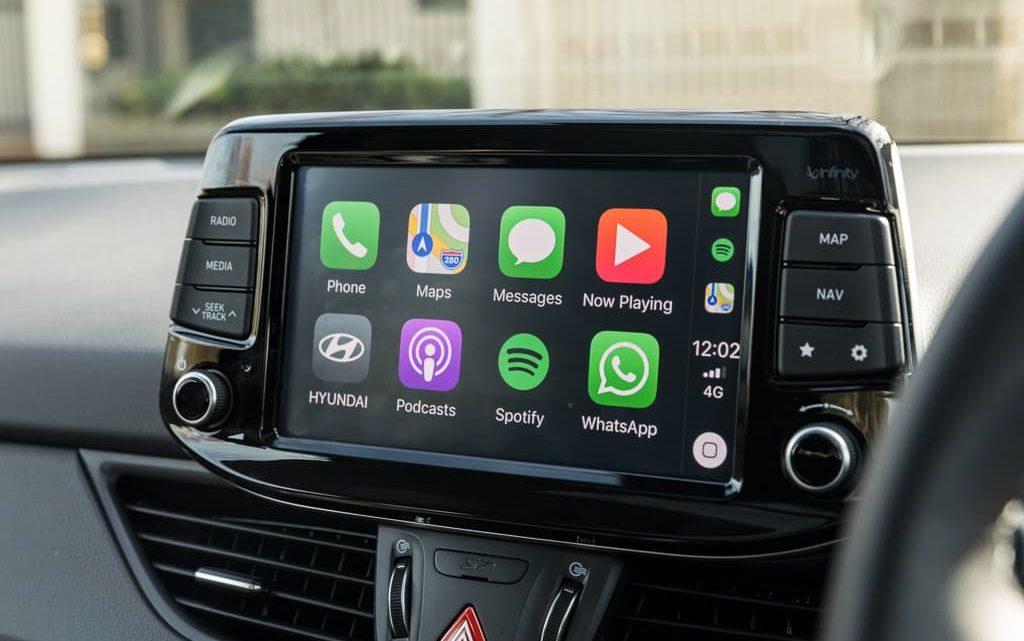 Hyundai inventa un sistema de infoentretenimiento que puede resolver problemas con la familia