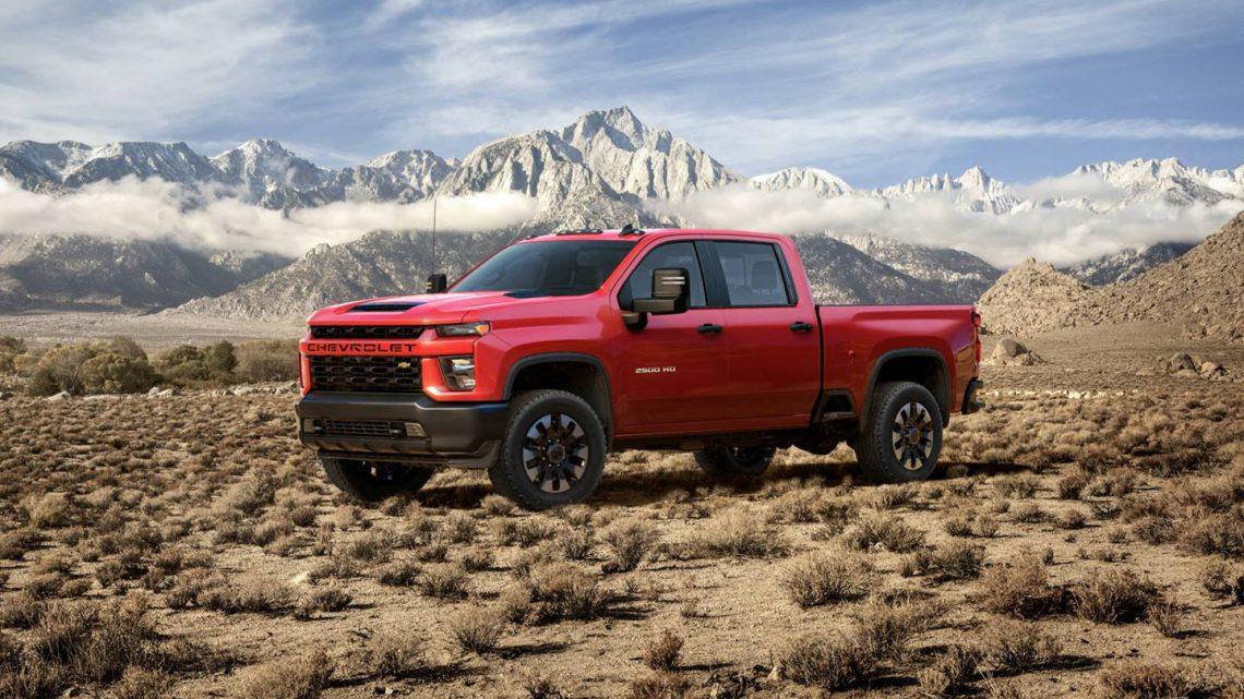 El Silverado Diesel 2020 obtiene calificaciones impresionantes en distancia