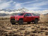 Chevrolet Silverdado HD Diesel 2020