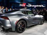 Toyota Supra 2020 showcase