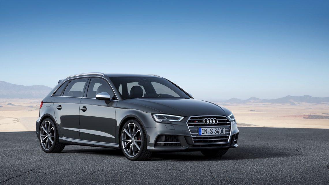 La próxima generación del Audi RS3 Sportback ya rodó en secreto en las carreteras europeas