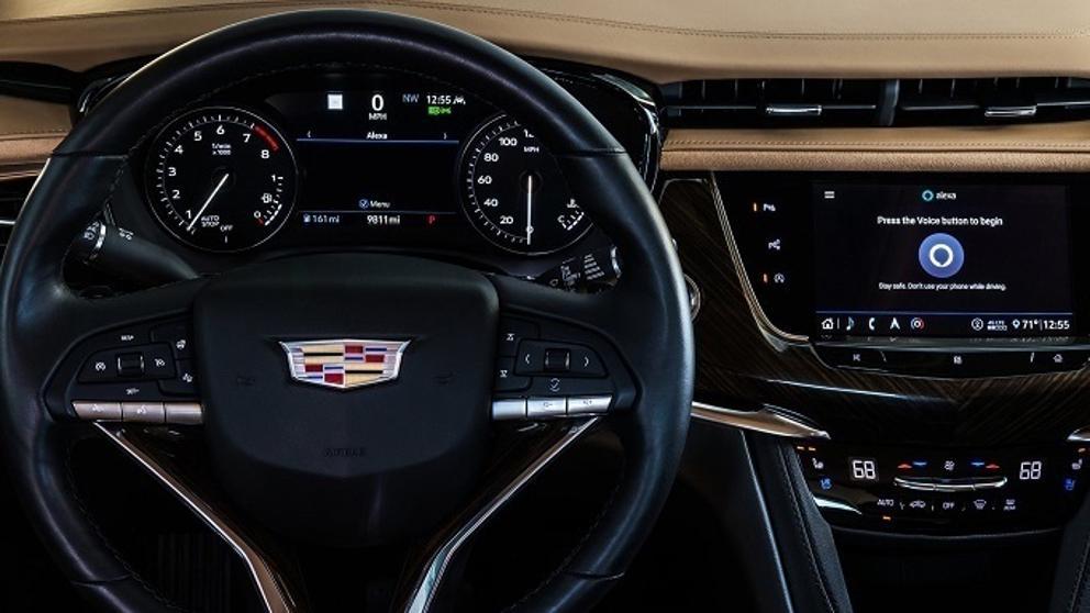 GM llevará a Alexa a sus autos con un acuerdo con Amazon
