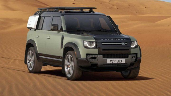 Cómo el Land Rover Defender 2020 está a la altura de su legendario estatus del todoterreno