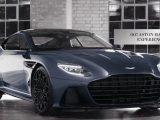 Aston Martin DBS Superlaggera de Daniel Carig en el catálogo de navida de Neiman