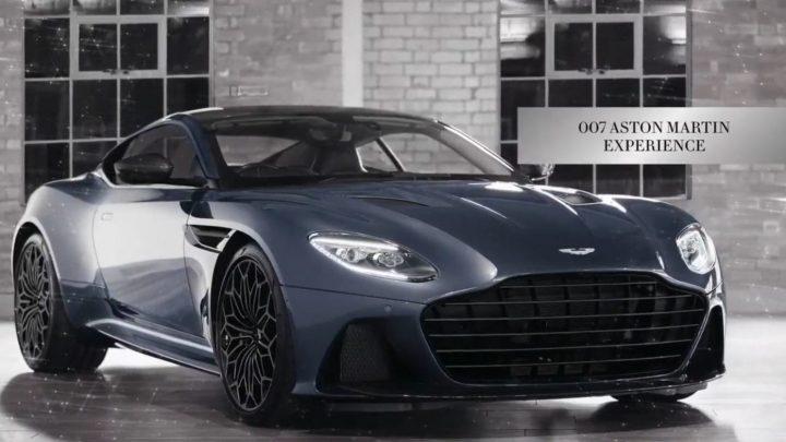 Aston Martin DBS personalizado por Daniel Craig es parte del catálogo Neiman Marcus 2019
