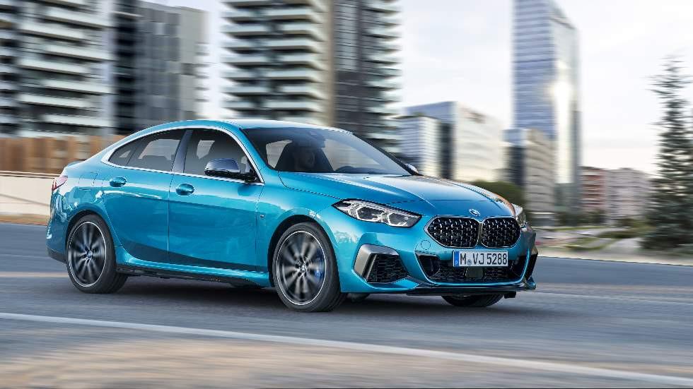 """El BMW Serie 2 Gran Coupé 2020 es la extraña idea de BMW de un sedán """"económico"""""""