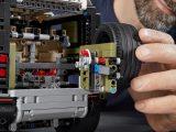 Land Rover Defender 2020 de Lego Technic a detalle
