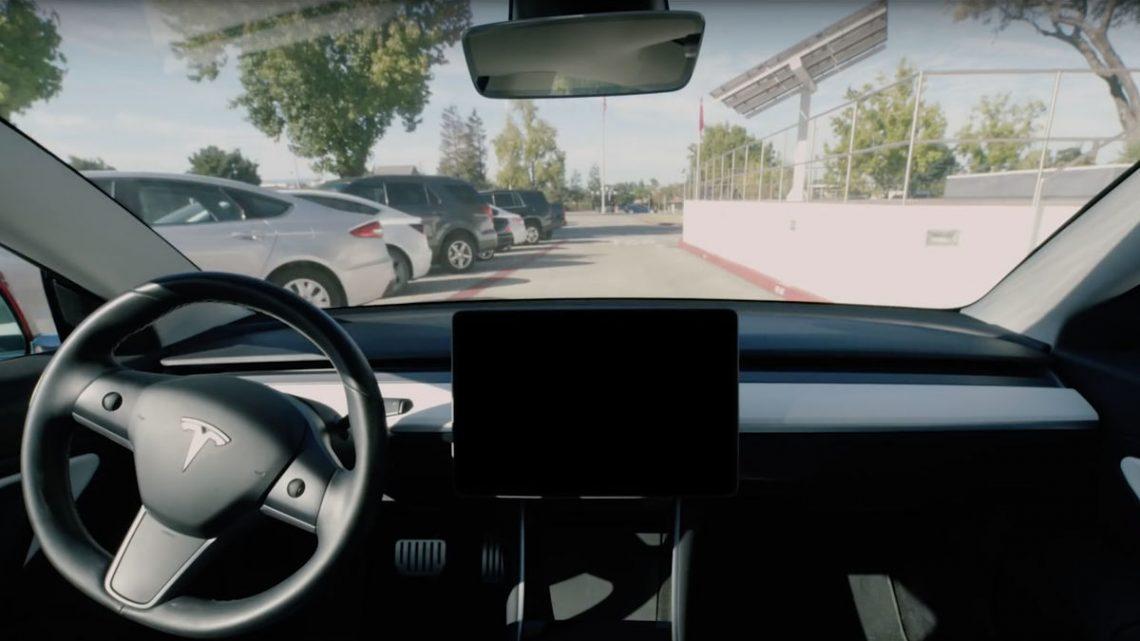 Tesla cambia el concepto de los limpiaparabrisas