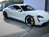 Presentación Porsche Taycan EV
