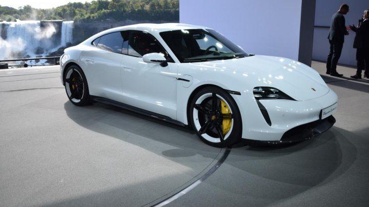 ¿Por qué la transmisión de dos velocidades del Porsche Taycan EV es tan importante?