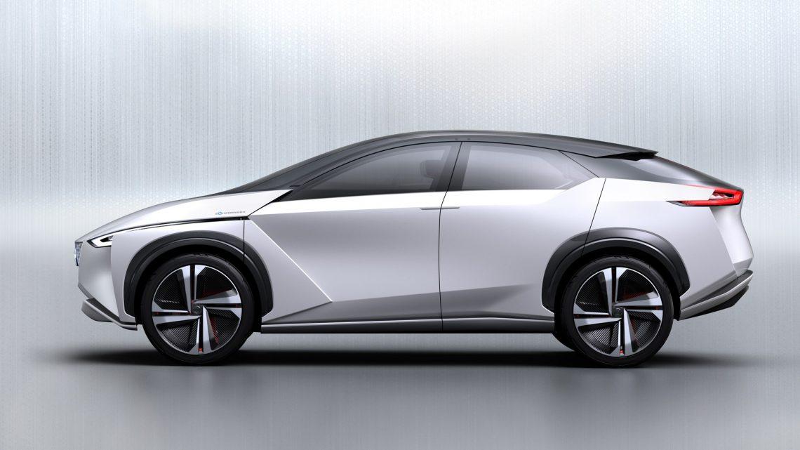 Nissan EV Crossover próximamente con aceleración rápida y largo alcance