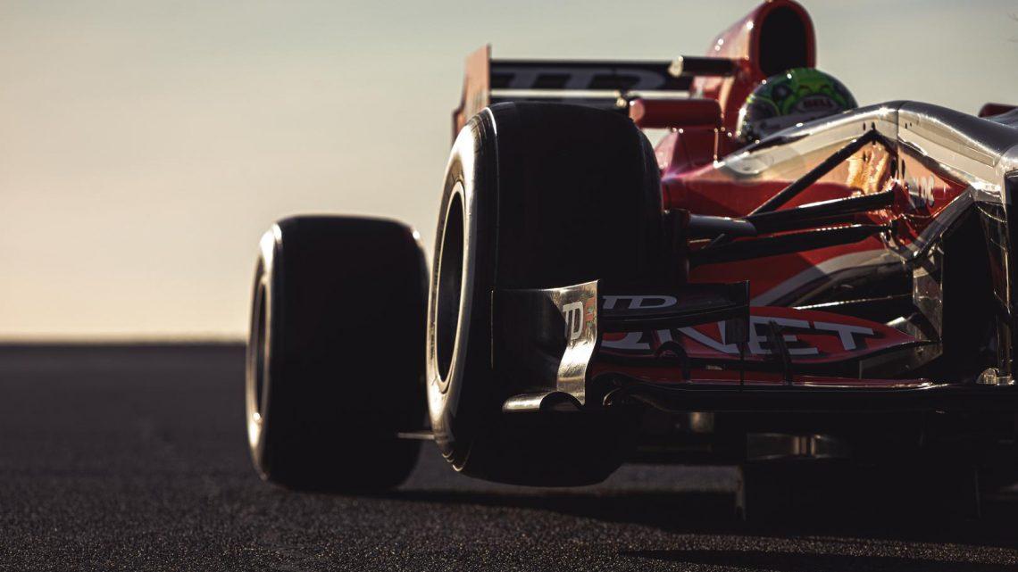 ¿Quieres tu propio auto de Fórmula 1? Aquí está el TDF-1, diseñado para ser fácil de usar