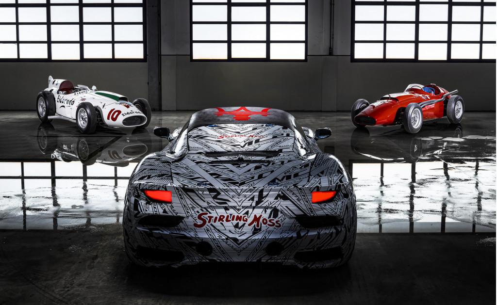 El nuevo auto deportivo Maserati se llamará MC20