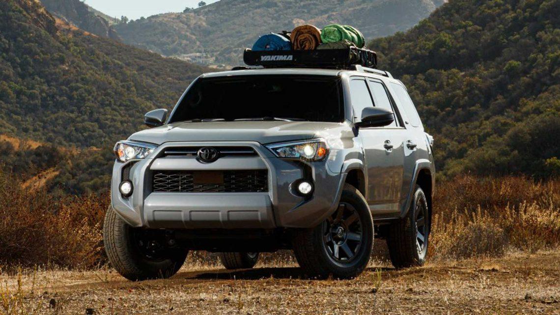 Toyota trae de vuelta la edición Trail para los 4Runner, Tacoma, Tundra 2021