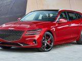 Genesis G70 Wagon Concepto de Nikita