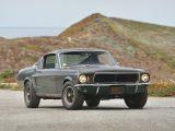 Mustang Bullit verde olivo de McQueen es subastado