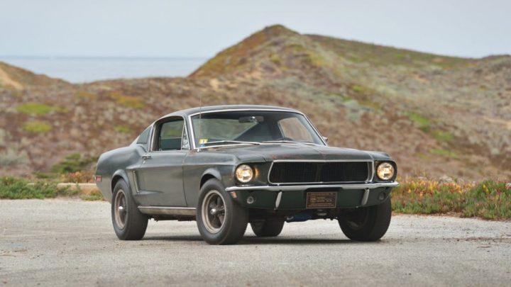 Bullitt se vende por $3.4 millones de dólares, es el Ford Mustang más valioso de la historia