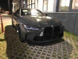 El nuevo BMW M4 fue capturado prácticamente sin disfraz