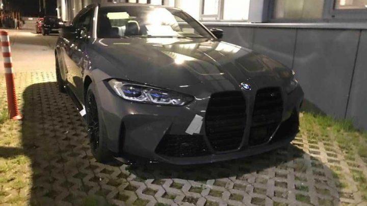 Este es el próximo BMW M4