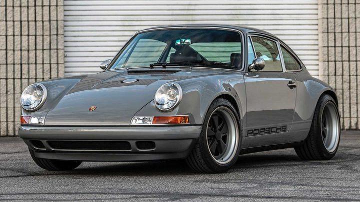 Porsche presenta pantallas táctiles