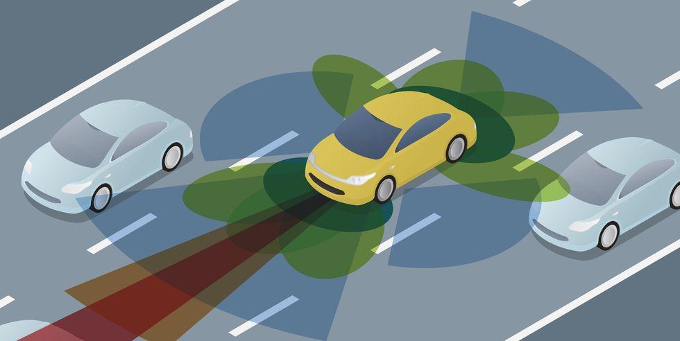 Vehículos autónomos no evitarán la mayoría de los choques