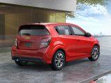 Los autos pequeños están cayendo, ahora Chevrolet está abandonando el Sonic