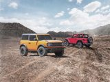 Ford Bronco vs Jeep Wrangler: Comienza la guerra