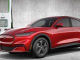 El Mustang Mach-E de Ford otorgará cargas gratuitas
