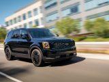 Kia está agregando una edición Nightfall oscurecida al SUV Telluride 2021