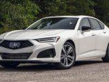 Honda ha desarrollado un nuevo tipo de airbag para el Acura TLX 2021