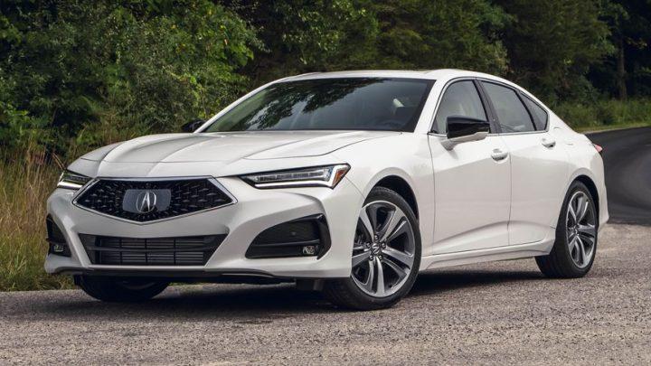 Nueva airbag del Acura TLX 2021 podría acunar su cabeza en un choque